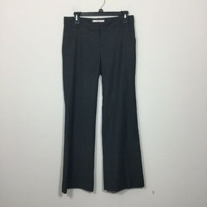 LOFT by Ann Taylor Size 2 Gray Marisa Dress Pants